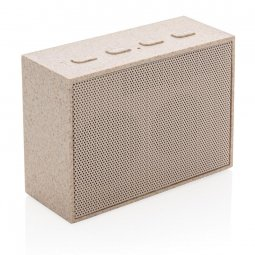 XD Collection Wheat straw 3W mini speaker