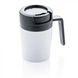 XD Design Coffee to go drinkbeker met handvat