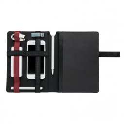XD Design Kyoto A5 notebook cover with organizer