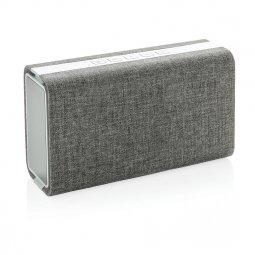 XD Design Vogue fabric wireless speaker and power bank