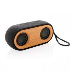 XD Xclusive Bamboo X draadloze dubbele luidspreker