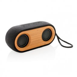 XD Xclusive Bamboo X wireless double speaker