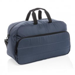 XD Xclusive Impact AWARE™ RPET weekend duffel bag