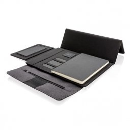 """XD Xclusive Kyoto 10"""" writing case with wireless charger"""