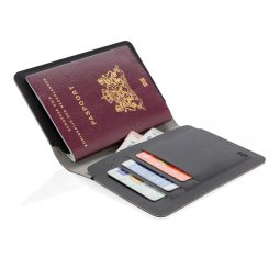 XD Xclusive Quebec RFID safe passport holder