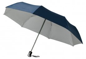 Marineblauw - Zilver