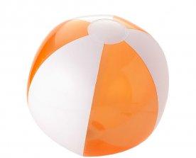 Transparant Oranje - Wit