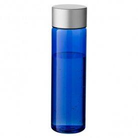 Transparent blue - Silver