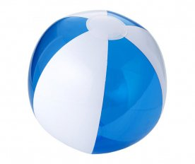 Transparent blue - White