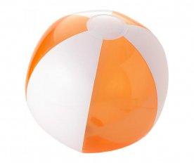 Transparent orange - White