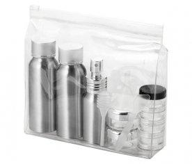 Transparent - Silver