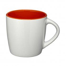 White - Orange