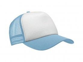 Wit - Hemelsblauw