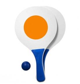1st racket (circle)