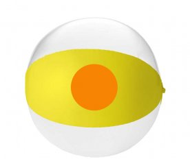 Gekleurde paneel (cirkel)